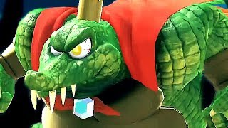Download Super Smash Bros Ultimate All Characters Trailers & All Final Smashes So Far (Switch) King K Rool Video