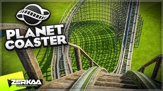 Download OUR FIRST ROLLERCOASTER! (Planet Coaster #2) Video
