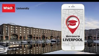 Download Study in Liverpool | Which? University Video