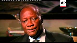 Download Obama meets W African leaders, ICoast president comments Video