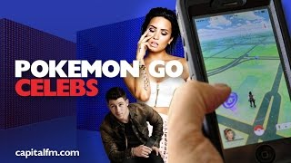 Download The Celebs That Are Playing Pokemon Go! Video