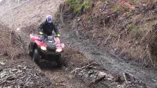 Download FARMERS GUARDIAN ON TEST: Honda TRX 420 and TRX 500 Video