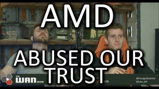 Download Disappointed in AMD - WAN Show Dec. 8 2017 Video