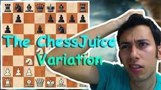 Download Contributing to Opening Theory #1 | The ChessJuice Variation Video