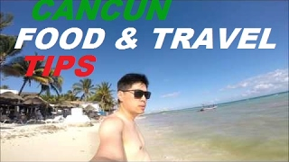 Download Cancun/Playa Del Carmen/Akumal/Tulum Food, Travel Tour and Transportation Tips Video