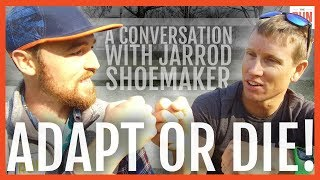 Download Adapt or Die | Training Lessons from Pro Triathlete & Olympian Jarrod Shoemaker | Interview Ep5 Video