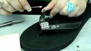 Download Embellishing with Flat Backs - Part 1 Video