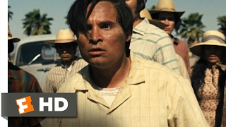 Download Cesar Chavez (2014) - Advocating Nonviolence Scene (6/12)   Movieclips Video