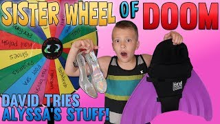 Download The Wheel of Sister Stuff Video