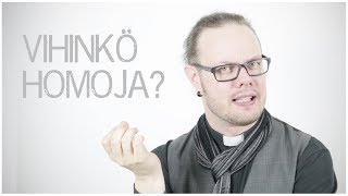 Download AIONKO VIHKIÄ HOMOJA? | Pastori puhuu Video