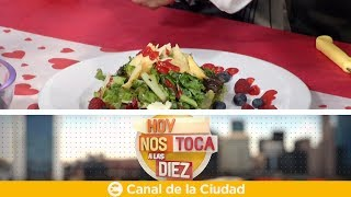 Download Receta de San Valentín de Claudio Guarnaccia (parte 1) - Hoy Nos Toca a las Diez Video