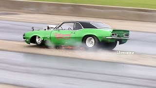Download HELL BENT CAMARO! VIOLENT WHEELSTANDING INSANITY! BYRON DRAGWAY '15 WHEELSTAND EVENT! Video