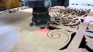 Download Лазерная резка фанеры на станке с ЧПУ Старт-2М Video