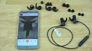 Download Anker SoundBuds Slim Wireless Headphones Video