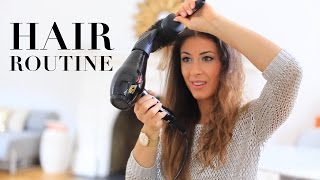 Download Hair Routine For Naturally Curly Hair | Luxy Hair Video