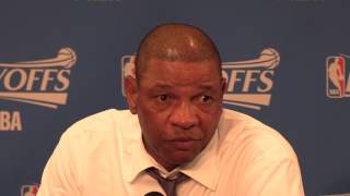 Download Doc Rivers and Chris Paul on the Clippers' win in Game 3 Video