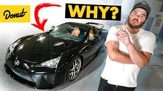 Download Why the Lexus LFA Failed…Or Did It? | Bumper 2 Bumper Video