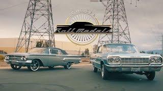 Download OG Abel & His 1964 Chevrolet Impala - Lowrider Roll Models Ep. 10 Video