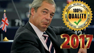 Download Nigel Farage: 100% Top Quality Moments of 2017. Video