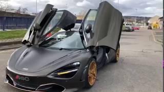 Download 2017 McLaren 720S Launch Edition Luxury !! Video