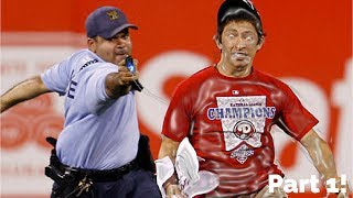 Download MLB CRAZY FANS ON FIELD ᴴᴰ Video