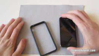 Download Apple iPhone 4/4S Bumper Case: Review Video
