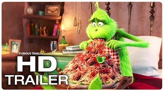 Download THE GRINCH Final Trailer (NEW 2018) Benedict Cumberbatch Animated Movie HD Video