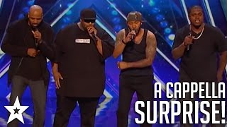 Download You Weren't Expecting THAT! Linkin' Bridge WOW the Judges!   Got Talent Global Video