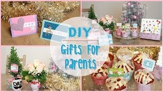 Download DIY: Holiday Gift Ideas for Parents | ilikeweylie Video