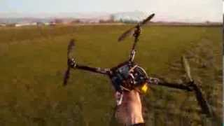 Download MWC Quadcopter - mt2208 motor Video
