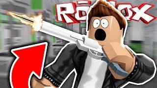 Download Roblox | Murder Mystery 2 | BEST GUN TRICK SHOT EVER!! Video