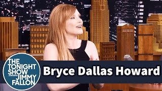 Download Bryce Dallas Howard Has a Calendar of Dad Ron Howard Sleeping Video