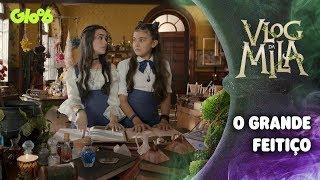 Download O Grande Feitiço   T.2 EP.10   Vlog da Mila   Gloob Video