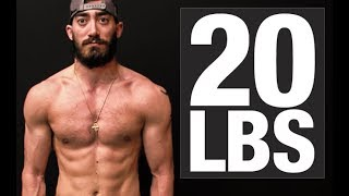 Download How to Gain 20 LBS of Muscle! (THE RIGHT WAY) Video
