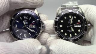 Download Makos, Rays and USA's, Explaining the Different Orient Dive Watches Video