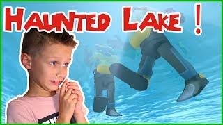 Download SCUBA DIVING AT A HAUNTED LAKE! ft. KarinaOMG Video