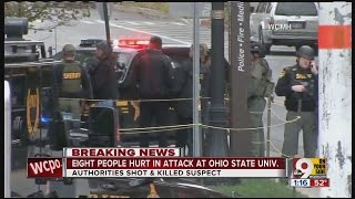 Download Ohio State University attack leaves campus shaken Video