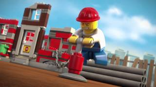 The Escape From Prison Island Lego City Mini Movie Free Download