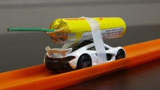 Download SUPER CHARGED ROCKET HOT WHEELS!! Video