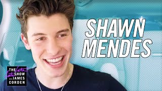 Download Shawn Mendes Carpool Karaoke - #LateLateShawn Video