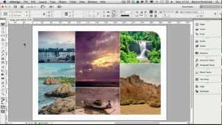 Download How to Create Flexible Image Grids in Adobe InDesign Video