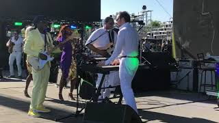 "Download Nile Rodgers & CHIC Coachella April 14, 2018 ""Get Lucky"" Video"