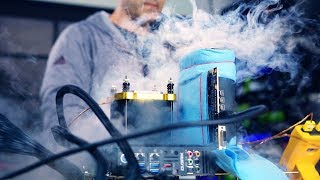 Download My first time Overclocking on Liquid Nitrogen - NEW WORLD RECORD! Video
