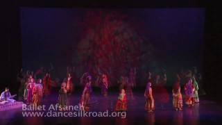Download Ballet Afsaneh: New Afghan Dance - Parwaz Video
