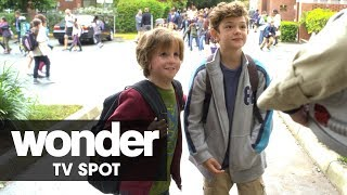 "Download Wonder (2017 Movie) Official TV Spot – ""Inspiring"" – Julia Roberts, Owen Wilson Video"