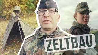 Download Der Zeltbau | TAG 20 Video