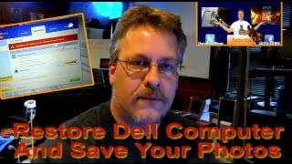 Download How to Simply Restore a Dell Laptop PC to Factory Settings Video