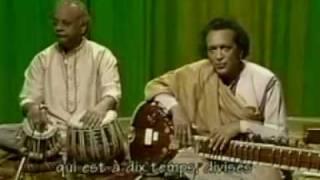 Download Ravi Shankar, Alla Rakha - Tabla Solo in Jhaptal Video