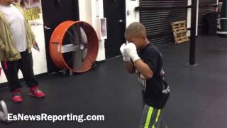 Download How the champions are made TMT Curmel Moton - esnews boxing Video