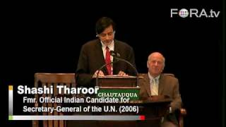 Download Barack Obama and the American Global Image - Shashi Tharoor Video